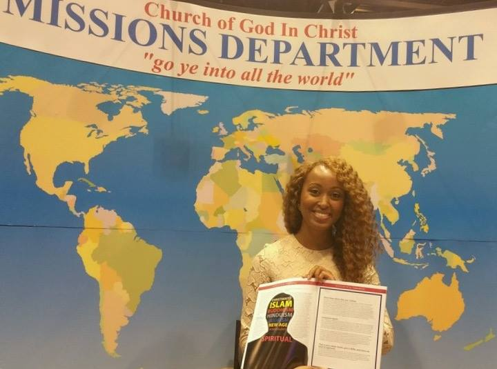 I was thrilled to be a featured writer in the Voice of Missions Magazine. My article is entitled
